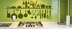 murales decorativos - cocina