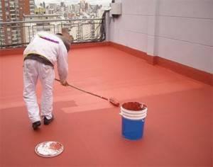 Pinturas impermeabilizantes en Valencia para techos, piscinas, etc...