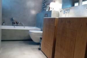 microcemento - baños