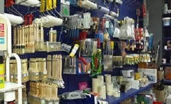 herramientas para pintores - tienda