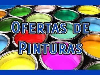 Amplias ofertas de pinturas en Valencia