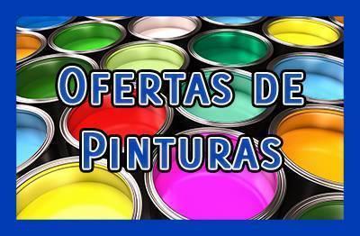 Amplias ofertas en pinturas en Valencia