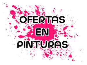 Ofertas en pinturas en Valencia