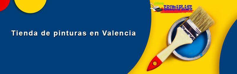 Tienda de pinturas Valencia