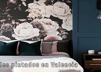 Papeles pintados en Valencia